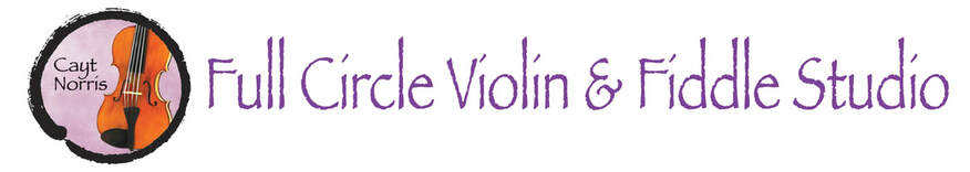 FULL CIRCLE VIOLIN & FIDDLE STUDIO